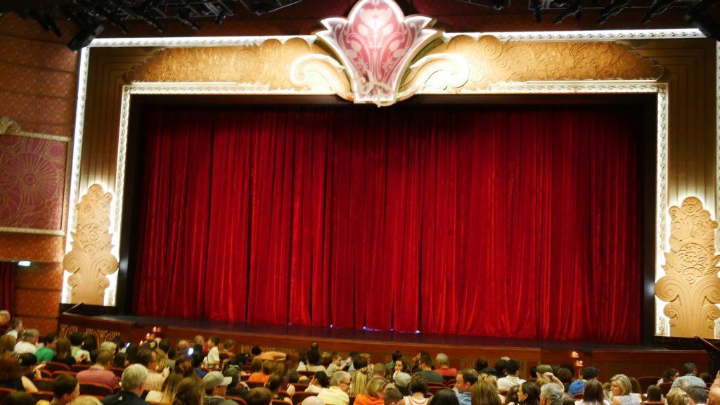 Disney Fantasy Cruise Disney Theatre