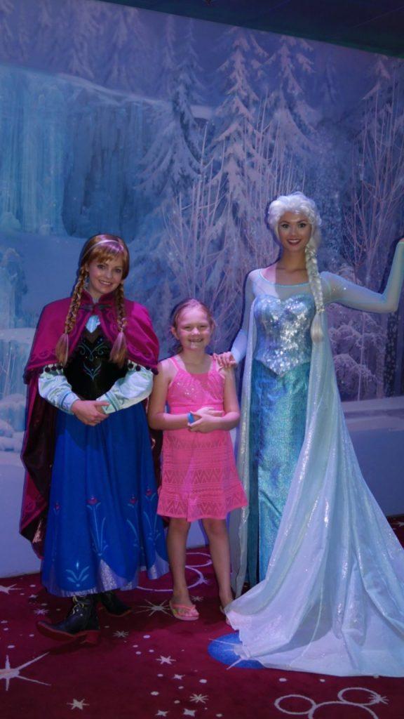Disney Fantasy Cruise Tips Princess Characters