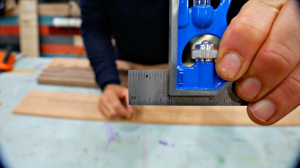 table saw dado depth
