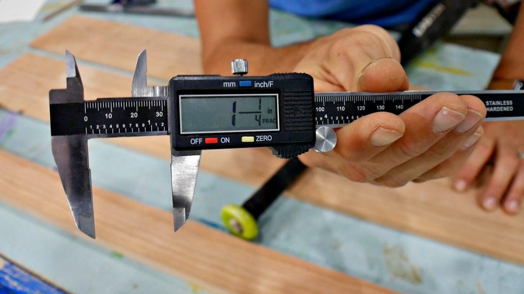 baseball bat holder template handle width