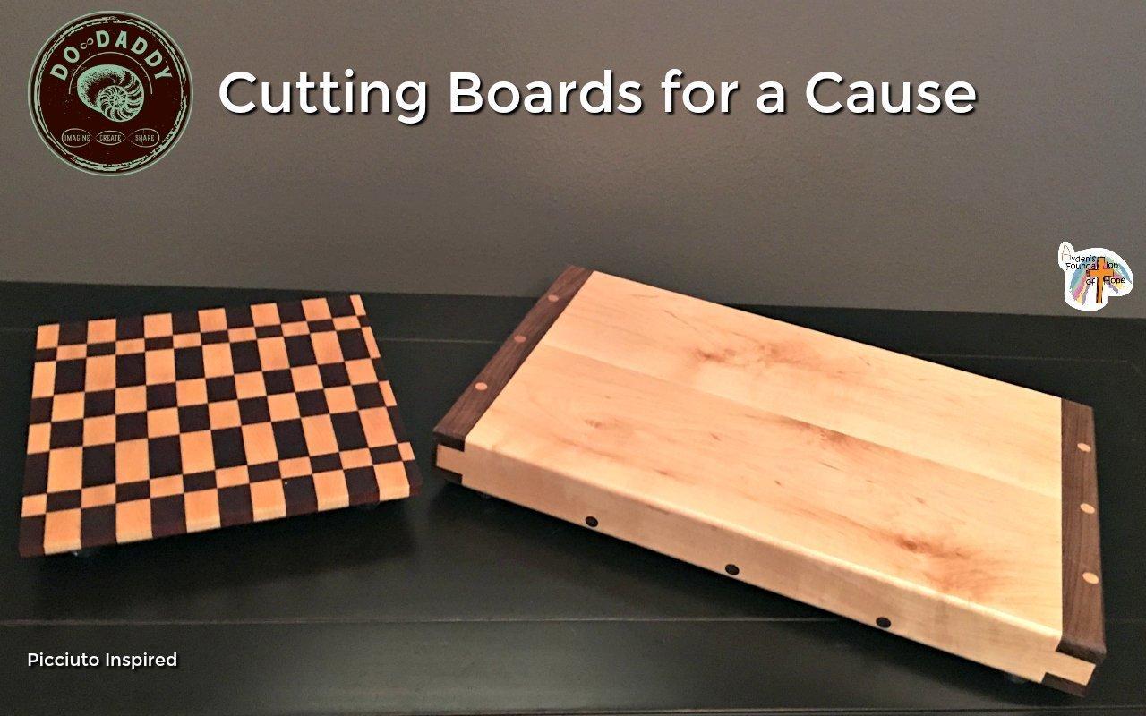 DIY End Grain Cutting Board