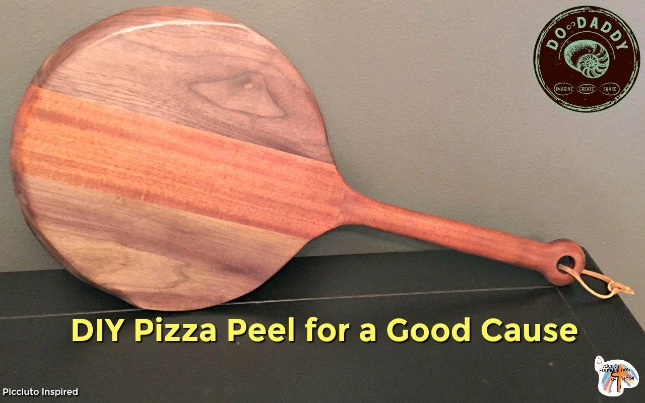 DIY Pizza Peel