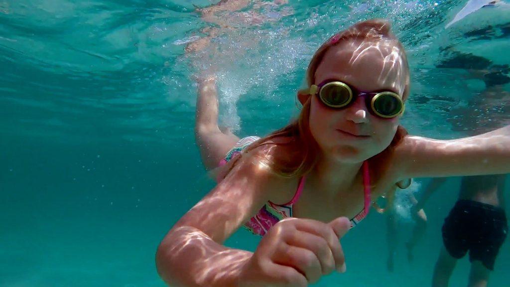 how to find starfish - Mattie diving