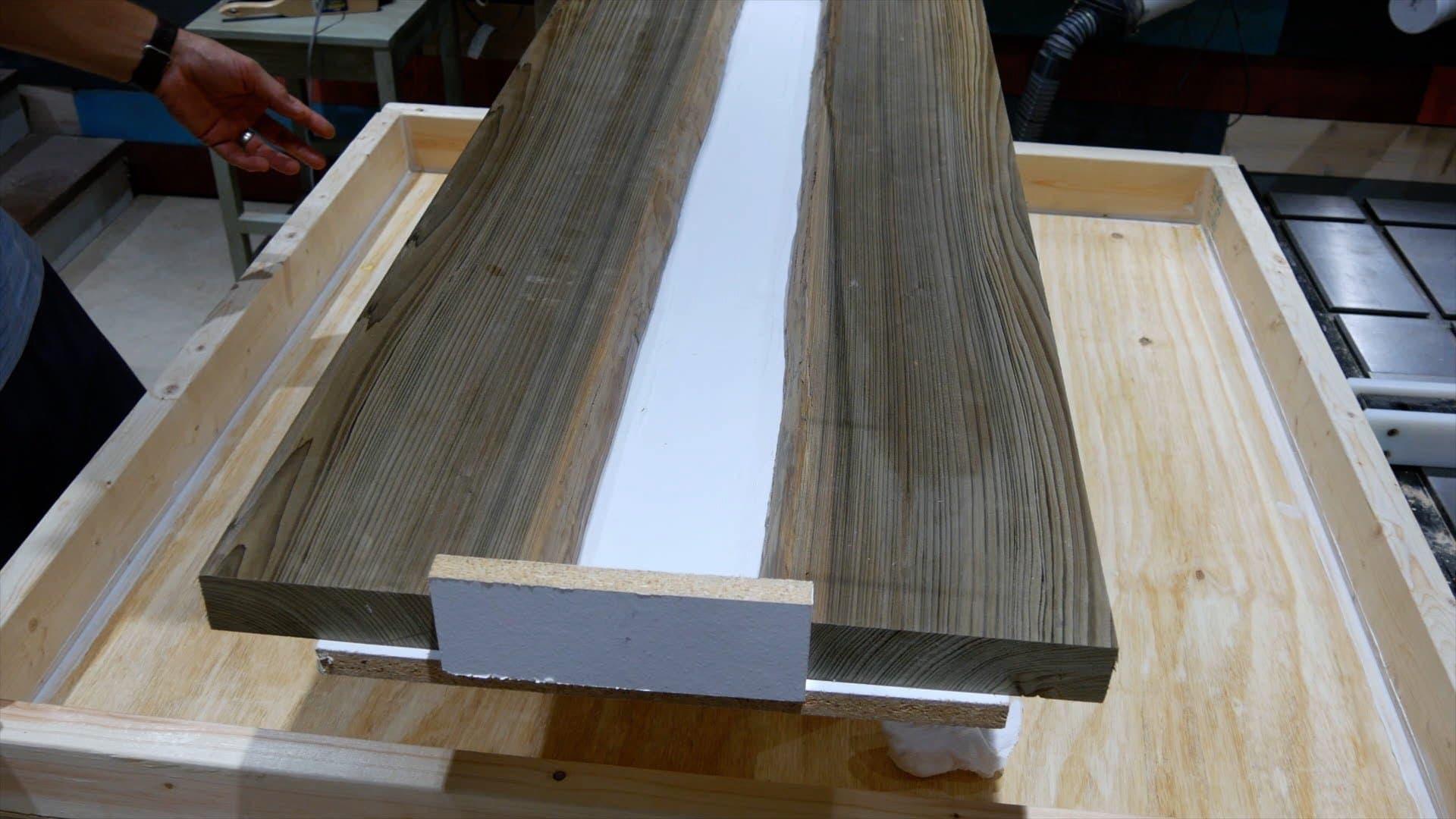 epoxy resin river table melamine resin mold