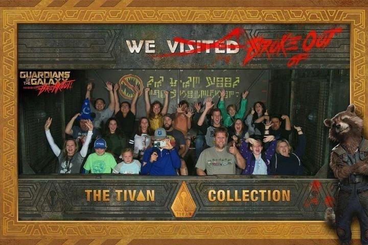 Disneyland vs. Disney World Ride Comparisons Guardians of the Galaxy