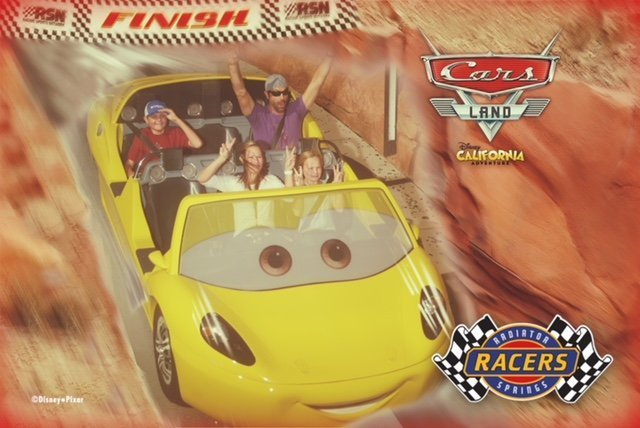 Test Track vs Cars