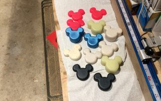 Resin Casting How to Make Mickey Mouse Ears-all