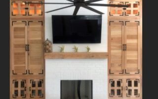 DIY Built In Cabinets for Living Room