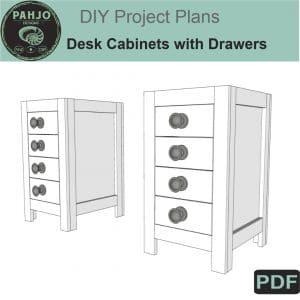 Base Cabinets DIY Plans
