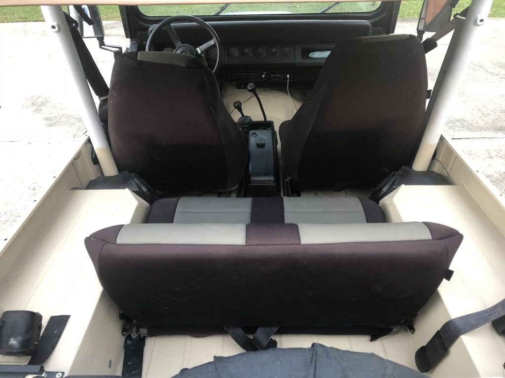 how to spray bed liner in a jeep wrangler interior