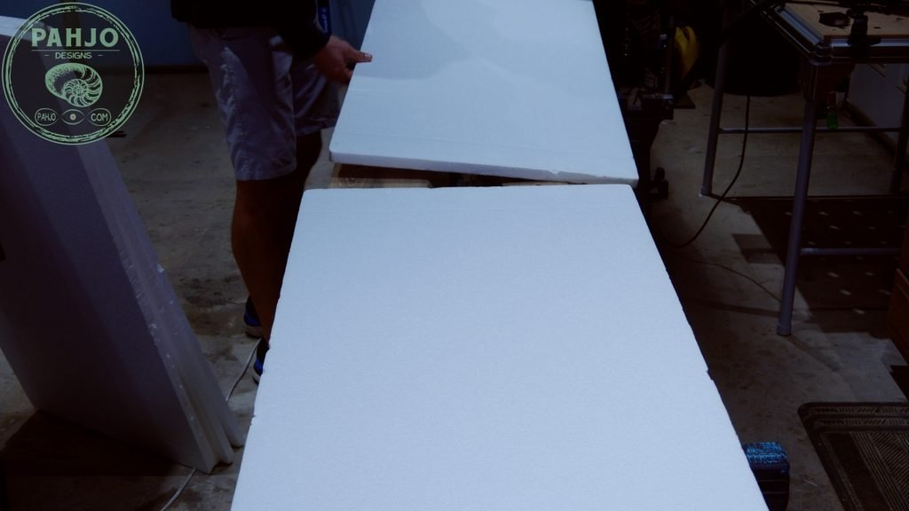 Epoxy Bar Top using Reclaimed Wood Resin Mold & Release Agent