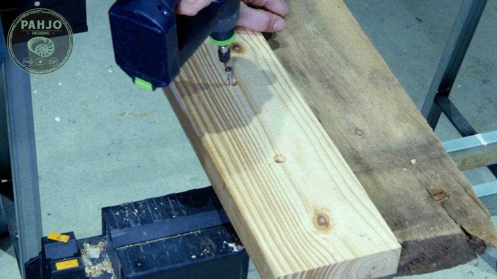 Bandsaw Resaw Sled
