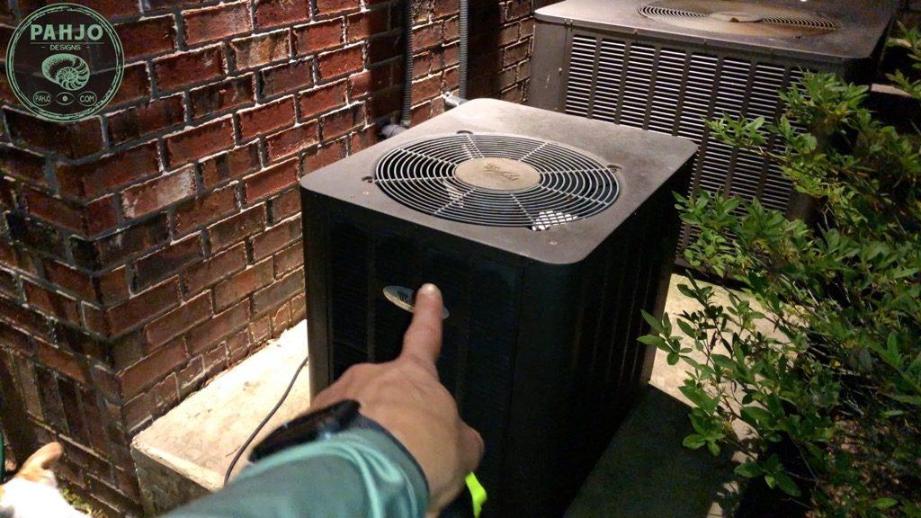 Spray Foam Attic HVAC sizing