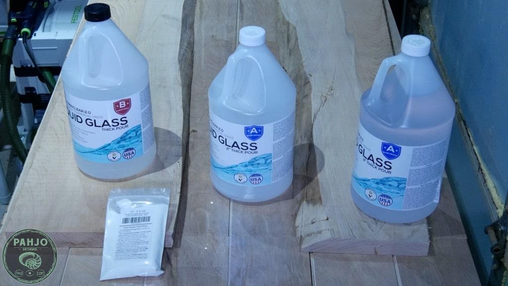 liquid glass 2.0 epoxy resin