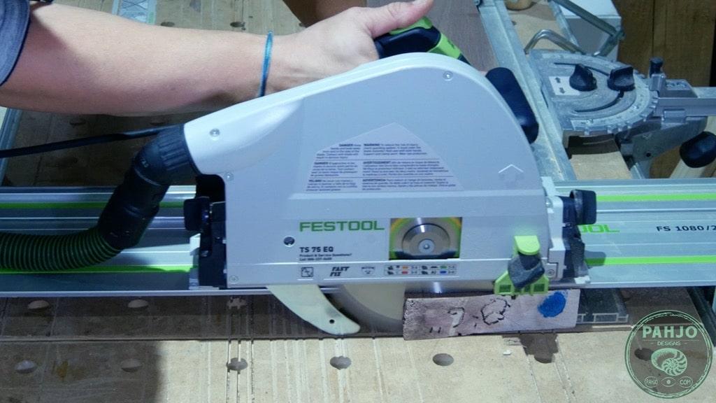 Festool TS75 MFT3 Cross Cut