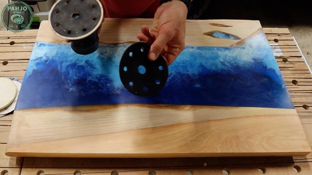 soft sanding pad Festool RO125