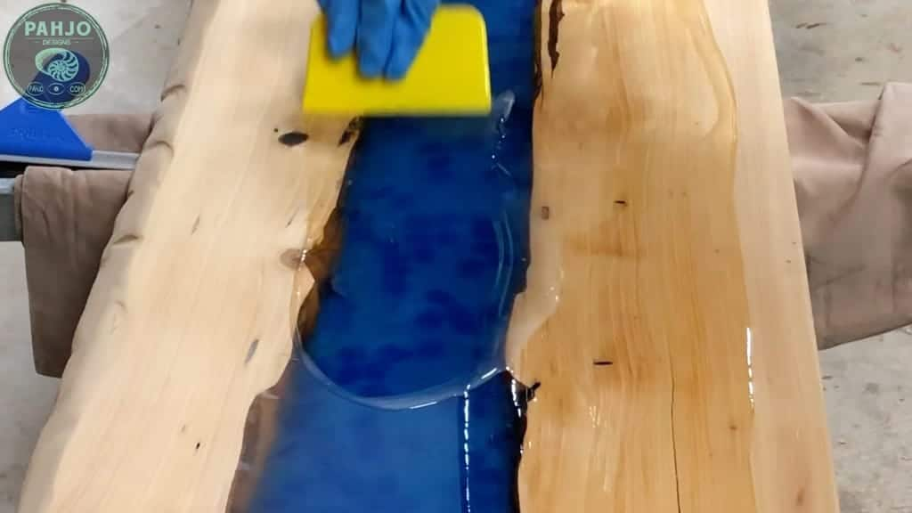 apply epoxy protective penetrating coat