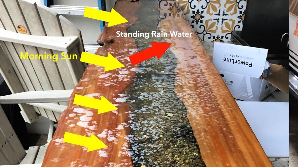 epoxy table fail