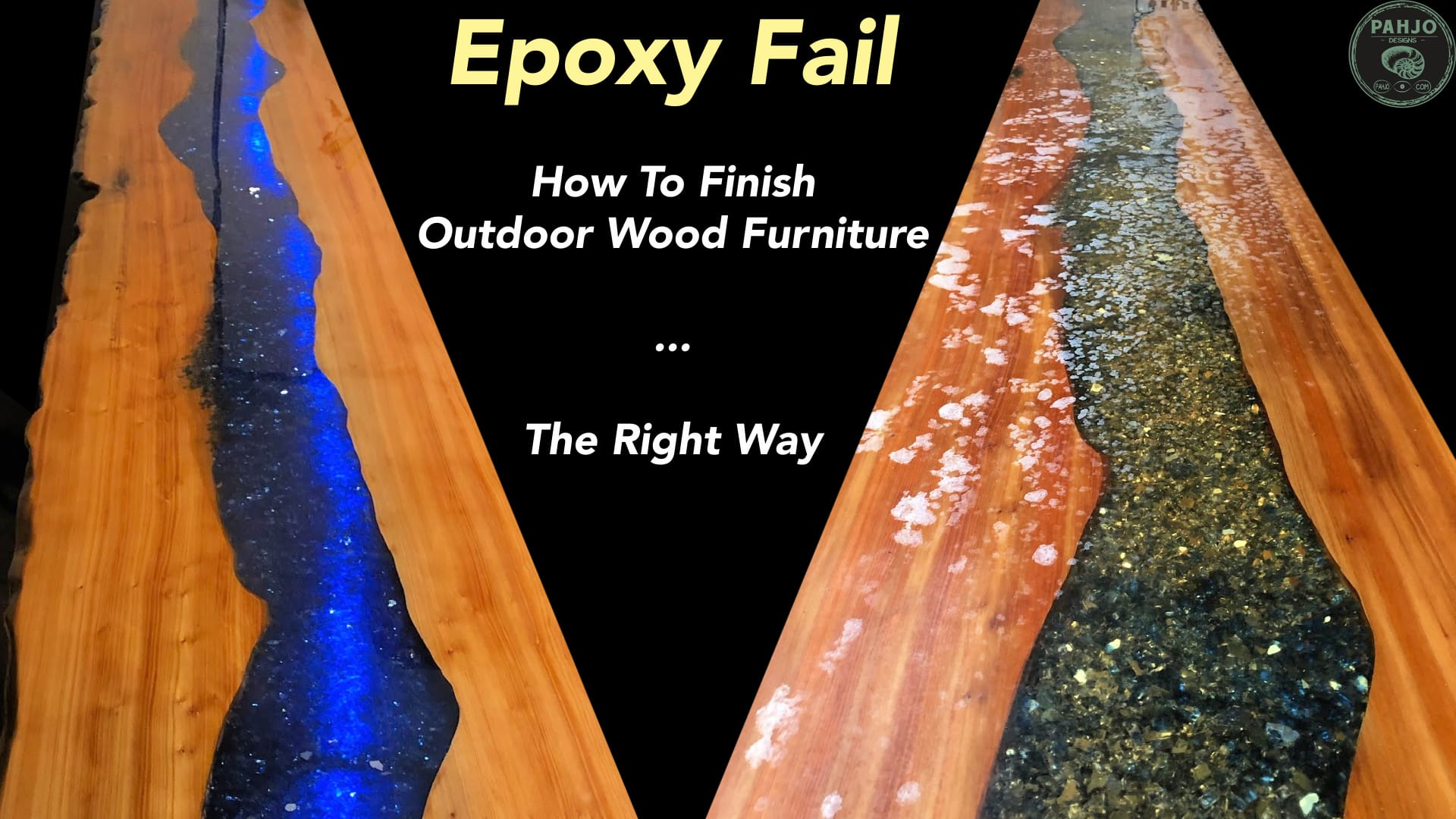 How to Protect Outdoor Epoxy Wood Table